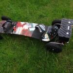 Mountainboard électrique UltraRide 001