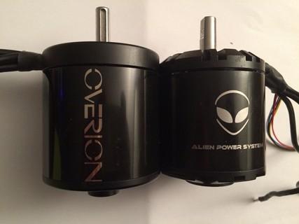 6374 Overion Vs Alien Power System