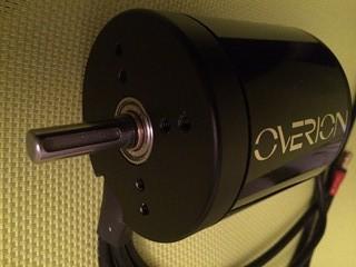moteur Overion 6374