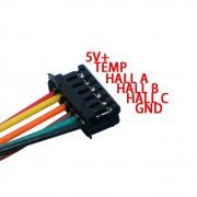 Plug Hall sensor motor wiring
