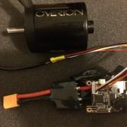 Sensor wire VESC-JST-ZH male