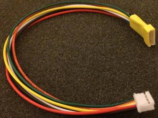 Cable-sensor-6-pins-JST-XH-femelle-JST-ZH-male
