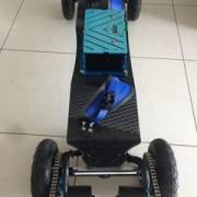Ultraride Pro Box centrale trampa deck