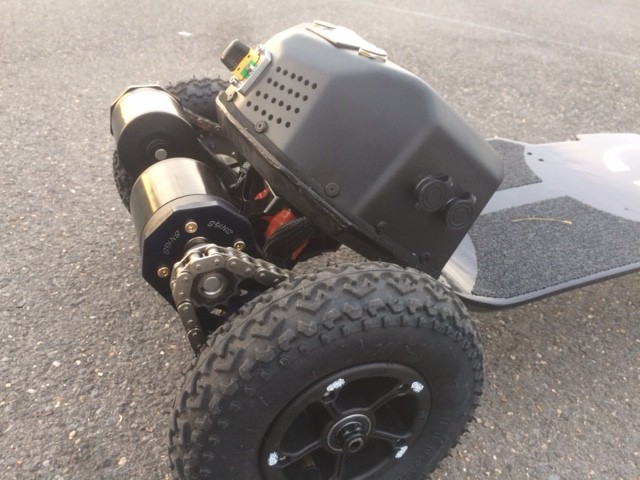 Overion Ultimate Pro 4WD